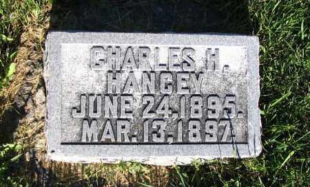 HANCEY, CHARLES H. - Cache County, Utah | CHARLES H. HANCEY - Utah Gravestone Photos