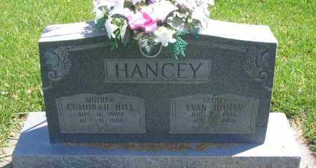 HANCEY, EVAN HOMER - Cache County, Utah | EVAN HOMER HANCEY - Utah Gravestone Photos