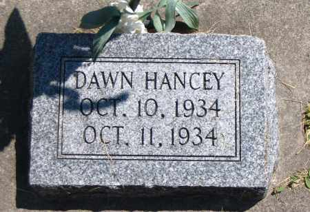 HANCEY, DAWN - Cache County, Utah | DAWN HANCEY - Utah Gravestone Photos