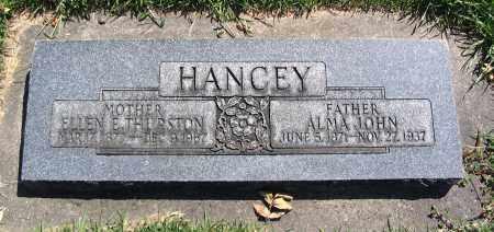 HANCEY, ELLEN E. - Cache County, Utah | ELLEN E. HANCEY - Utah Gravestone Photos