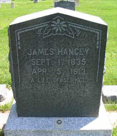 HANCEY, JAMES - Cache County, Utah | JAMES HANCEY - Utah Gravestone Photos