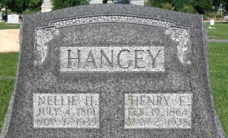 HANCEY, NELLIE H. - Cache County, Utah | NELLIE H. HANCEY - Utah Gravestone Photos