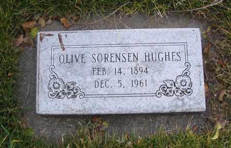 SORENSEN, OLIVE - Cache County, Utah   OLIVE SORENSEN - Utah Gravestone Photos
