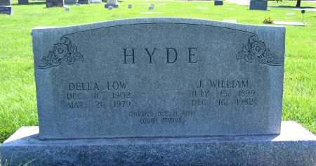 HYDE, DELLA - Cache County, Utah | DELLA HYDE - Utah Gravestone Photos