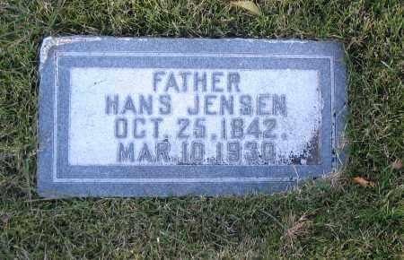 JENSEN, HANS - Cache County, Utah | HANS JENSEN - Utah Gravestone Photos