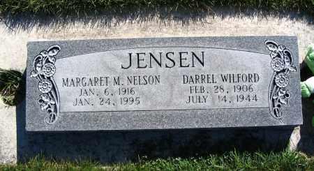 JENSEN, MARGARET M. - Cache County, Utah | MARGARET M. JENSEN - Utah Gravestone Photos