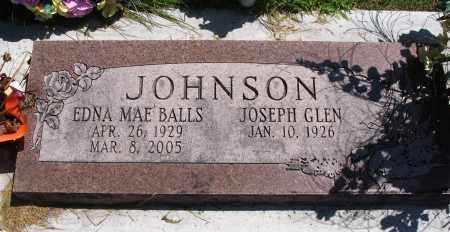 JOHNSON, JOSEPH GLEN - Cache County, Utah | JOSEPH GLEN JOHNSON - Utah Gravestone Photos