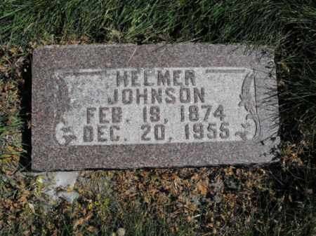 JOHNSON, HELMER - Cache County, Utah | HELMER JOHNSON - Utah Gravestone Photos