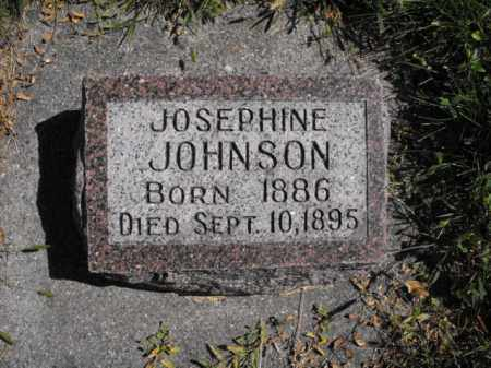 JOHNSON, JOSEPHINE - Cache County, Utah | JOSEPHINE JOHNSON - Utah Gravestone Photos