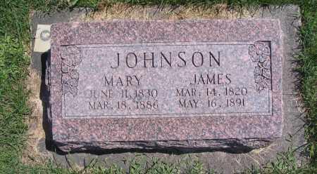 JOHNSON, JAMES - Cache County, Utah | JAMES JOHNSON - Utah Gravestone Photos