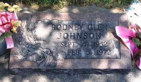 JOHNSON, RODNEY GLEN - Cache County, Utah   RODNEY GLEN JOHNSON - Utah Gravestone Photos