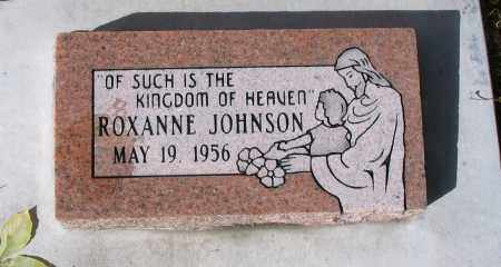 JOHNSON, ROXANNE - Cache County, Utah | ROXANNE JOHNSON - Utah Gravestone Photos