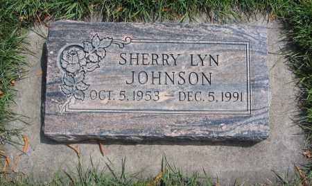 JOHNSON, SHERRY LYN - Cache County, Utah   SHERRY LYN JOHNSON - Utah Gravestone Photos