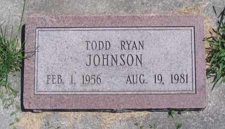 JOHNSON, TODD RYAN - Cache County, Utah   TODD RYAN JOHNSON - Utah Gravestone Photos