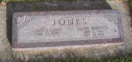 COOK JONES, CORA E. - Cache County, Utah | CORA E. COOK JONES - Utah Gravestone Photos