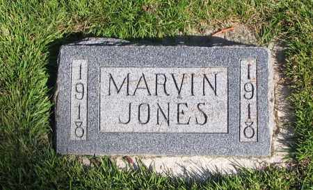 JONES, MARVIN - Cache County, Utah | MARVIN JONES - Utah Gravestone Photos