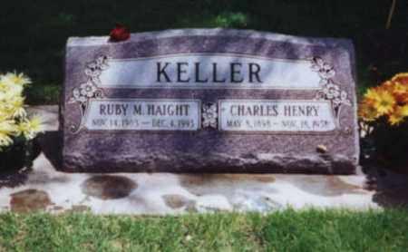 KELLER, RUBY M. - Cache County, Utah | RUBY M. KELLER - Utah Gravestone Photos