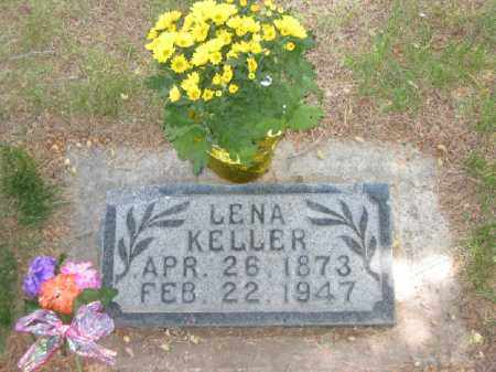 MOSER KELLER, LENA - Cache County, Utah | LENA MOSER KELLER - Utah Gravestone Photos