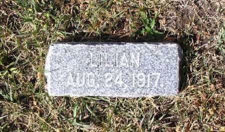 LARSEN, LILLIAN - Cache County, Utah | LILLIAN LARSEN - Utah Gravestone Photos