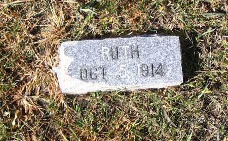 LARSEN, RUTH - Cache County, Utah | RUTH LARSEN - Utah Gravestone Photos