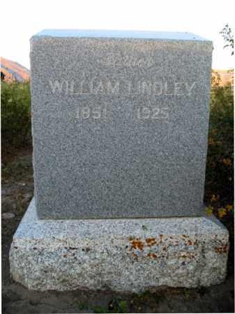 LINDLEY, WILLIAM HASLAM - Cache County, Utah | WILLIAM HASLAM LINDLEY - Utah Gravestone Photos