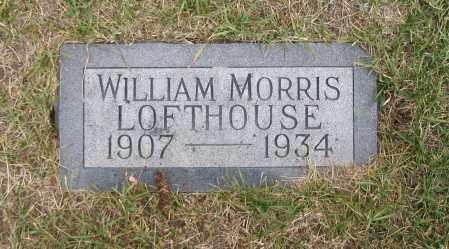 LOFTHOUSE, WILLIAM MORRIS - Cache County, Utah | WILLIAM MORRIS LOFTHOUSE - Utah Gravestone Photos