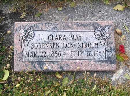 SORENSEN, CLARA MAY - Cache County, Utah   CLARA MAY SORENSEN - Utah Gravestone Photos