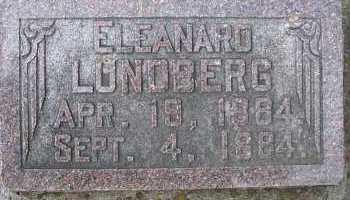 LUNDBERG, ELEANARD - Cache County, Utah | ELEANARD LUNDBERG - Utah Gravestone Photos