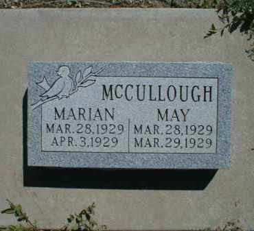 MCCULLOUGH, MAY - Cache County, Utah | MAY MCCULLOUGH - Utah Gravestone Photos