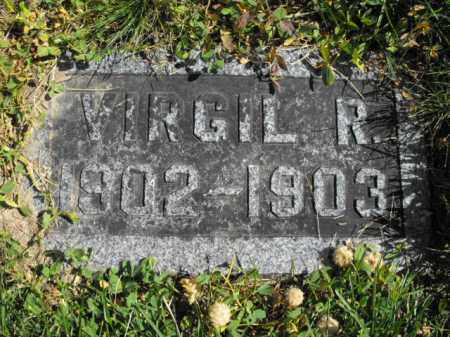 MERRILL, VIRGIL - Cache County, Utah   VIRGIL MERRILL - Utah Gravestone Photos
