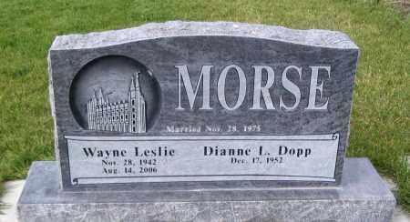 DOPP, DIANE L - Cache County, Utah | DIANE L DOPP - Utah Gravestone Photos