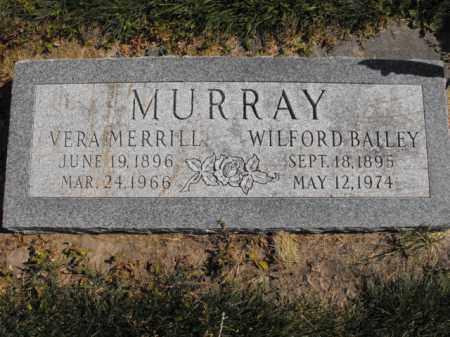 MERRILL, VERA - Cache County, Utah | VERA MERRILL - Utah Gravestone Photos