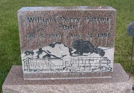 PATTON, WILLIAM PERRY (BILL) - Cache County, Utah | WILLIAM PERRY (BILL) PATTON - Utah Gravestone Photos