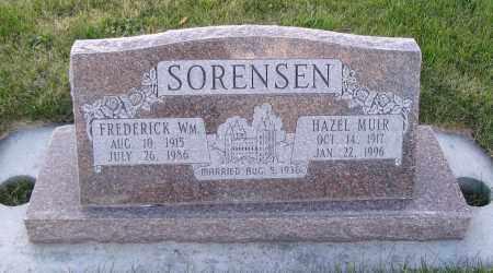 SORENSEN, HAZEL - Cache County, Utah | HAZEL SORENSEN - Utah Gravestone Photos