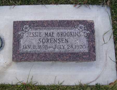 SORENSEN, JESSIE MAE - Cache County, Utah | JESSIE MAE SORENSEN - Utah Gravestone Photos