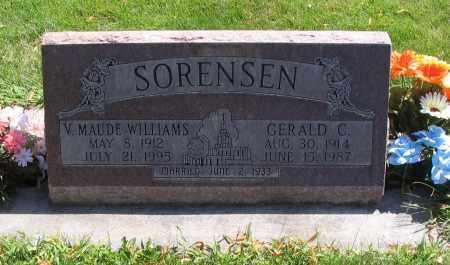 SORENSEN, GERALD 'C' - Cache County, Utah | GERALD 'C' SORENSEN - Utah Gravestone Photos