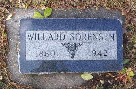 SORENSEN, WILLARD - Cache County, Utah | WILLARD SORENSEN - Utah Gravestone Photos