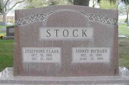 STOCK, JOSEPHINE - Cache County, Utah | JOSEPHINE STOCK - Utah Gravestone Photos