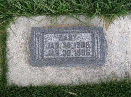 SUMMERS, BABY - Cache County, Utah   BABY SUMMERS - Utah Gravestone Photos