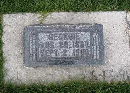 SUMMERS, GEORGIE - Cache County, Utah | GEORGIE SUMMERS - Utah Gravestone Photos
