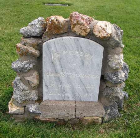 SZYMKOWIAK, JOHN - Cache County, Utah   JOHN SZYMKOWIAK - Utah Gravestone Photos