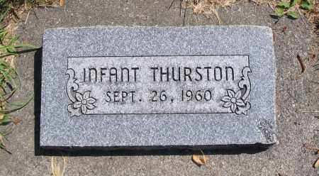 THURSTON, INFANT - Cache County, Utah | INFANT THURSTON - Utah Gravestone Photos