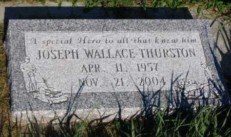 THURSTON, JOSEPH WALLACE - Cache County, Utah | JOSEPH WALLACE THURSTON - Utah Gravestone Photos