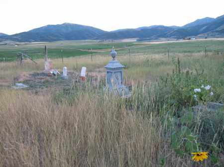 VIEW, MOUNT STERLING CEMETERY - Cache County, Utah | MOUNT STERLING CEMETERY VIEW - Utah Gravestone Photos