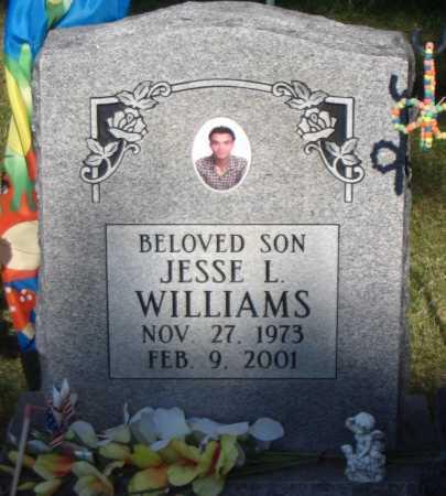 WILLIAMS, JESSE L. - Cache County, Utah | JESSE L. WILLIAMS - Utah Gravestone Photos