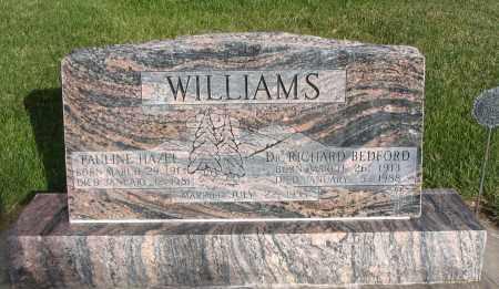 WILLIAMS, PAULINE HAZEL - Cache County, Utah | PAULINE HAZEL WILLIAMS - Utah Gravestone Photos
