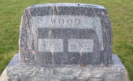 WOOD, LETITIA A. - Cache County, Utah | LETITIA A. WOOD - Utah Gravestone Photos