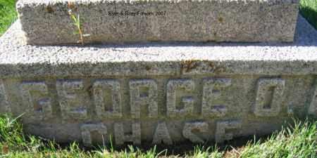CHASE, GEORGE OGDEN - Davis County, Utah | GEORGE OGDEN CHASE - Utah Gravestone Photos