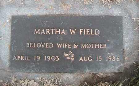 GROVER, MARTHA - Davis County, Utah | MARTHA GROVER - Utah Gravestone Photos