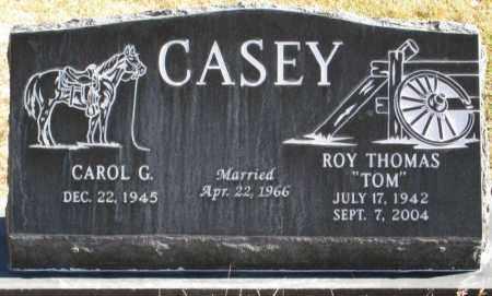 CASEY, ROY THOMAS - Duchesne County, Utah   ROY THOMAS CASEY - Utah Gravestone Photos